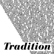 "Relation to ""Tradition"""