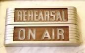 Rehearse, Rehearse, Rehearse!