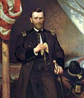 Ulysses S. Grant during his presidency