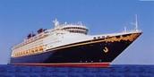 the disney cruise ship