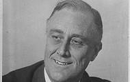 Franklin D Roosevelt, 32nd President