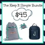 The Keep it Simple Bundle!