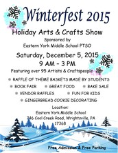 Saturday, December 5, 2015 - EYMS Winterfest