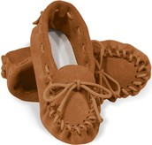 Learn how to make your very own Moccasins the fun and easy way!