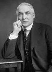 28) Warren Harding