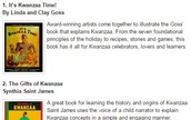 Kwanzaa Books | Holiday Traditions with PBS