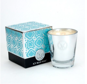 Votivo Icy Blue Pine Candle