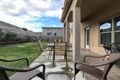 Backyard with Privacy!