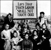 Women against Liquor