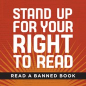 Banned Books Week - September 24 - 30