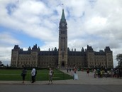 First time I went to Ottawa