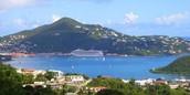 Virgin Island's important landform