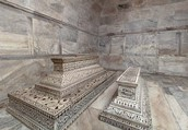 Tombs of Shah  Jahan and His Wife