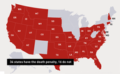 States that have the death penalty