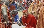 King John and the Magna Catra