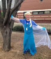 Elsa, Just let it go!