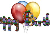 Happy Birthday to all the April and May babies :)