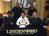 Austine Pauly Signs with Lindenwood