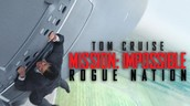 Mission Impossible 3: Rouge Nation