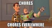 Chores at home