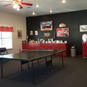 Coca-Cola Game Room
