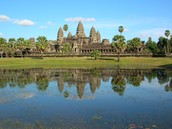 Were in the world is Cambodia