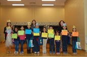 3rd Grade Top Readers