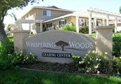 WHISPERING WOODS APARTMENTS...  OPEN 7 DAYS A WEEK!