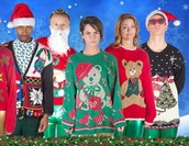 VSM Tacky Christmas Party This Wednesday