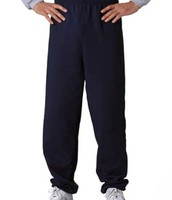 8oz. 50/50 Closed Bottom Pants-No Pockets