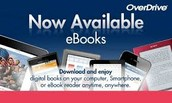 Overdrive: Access To eBooks & Audiobooks