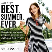 Love it all? Be a stylist!