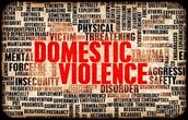 The cause of Domestic violence..