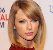 Taylor Swift receive first ever Taylor Swift Award