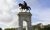 Sam Houston monument