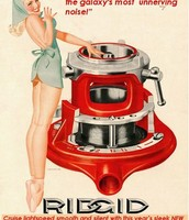 RIDGID MACHINES