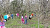Mrs. Sprecher's  Class on Earth Day