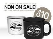Valleydale Psalm 145 Mugs still available!
