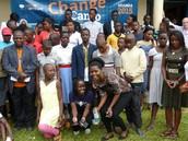 Change Camp Group Photo