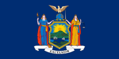 New York's flag