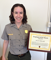 Katie Beltrano- Employee of the Month for July 2014