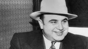 Al Capone as an adult