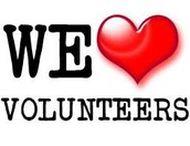"Volunteer Opportunities ""The greatest gift you can give a child, is your time."""