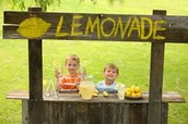 Have a Lemonade Stand