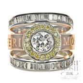 Feri Mosh Ring