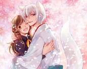 6) Kamisama Kiss
