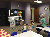 Ms. Makeisha rocks at circle time!