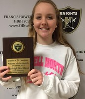December Athlete of the Month