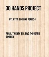 30 hands opening