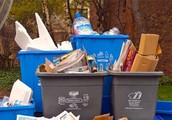 Garbage and Recyclables